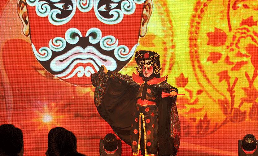 上海老外街文化传播日