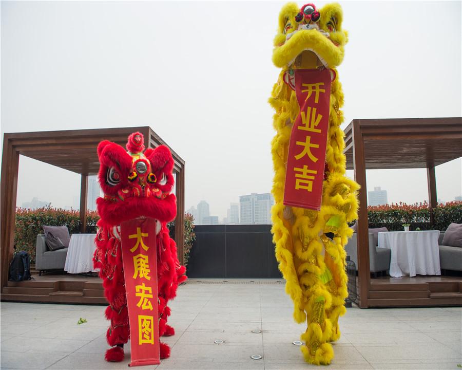 16.03.18普如伟萨食品机械(上海)有限公司开业典礼