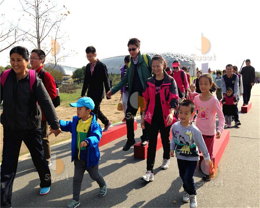 14.11.15【行走心力量】平安银行2014健步行